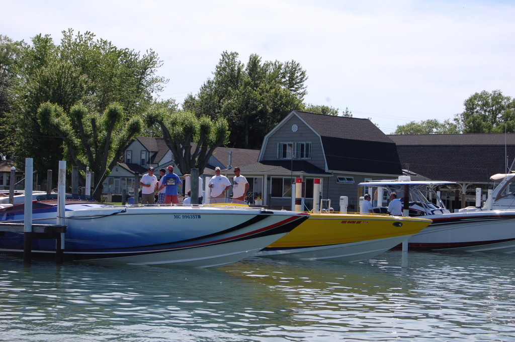 Lake St. Clair Poker Run 2015