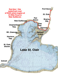 Things to do around Lake St. Clair
